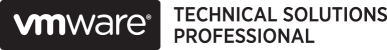 VMware Technical Solutions Professional